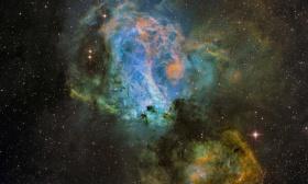 M17 Oméga du Cygne