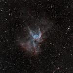 NGC 2359 Le Casque de Thor