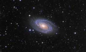 M 81 Galaxie spirale