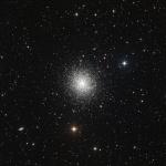 L'amas globulaire M13
